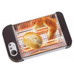 Плоский тостер для булочек и кренделей, 600W