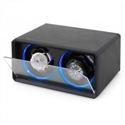 Виндер для хранения часов с автоподзаводом Klarstein 8LED2S