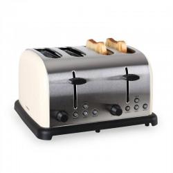 Тостер на 4 ломтика хлеба Klarstein BT-211 1650W
