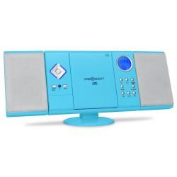 Проигрыватель oneConcept MCD-187 MP3 CD USB SD AUX