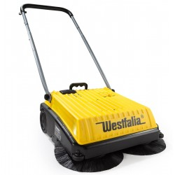 Уборочная машина на аккумуляторе Westfalia