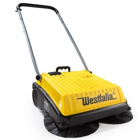 Уборочная машина Westfalia