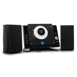 Проигрыватель ONEconcept Vertical CD USB MP3 AUX