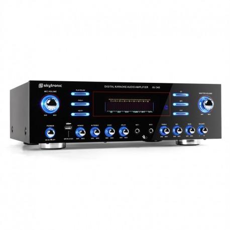 5-канальный усилитель Skytronic AV-340 USB MP3