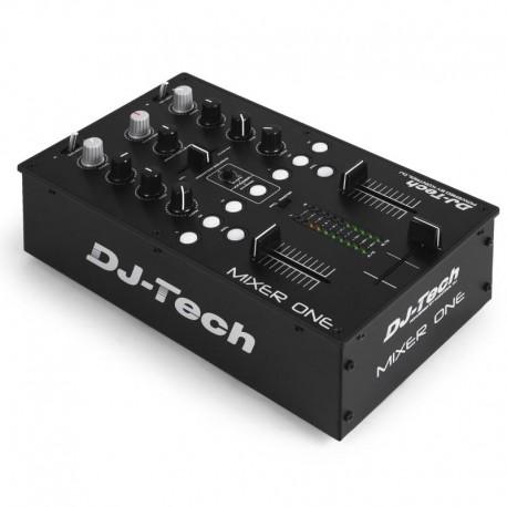 Профессиональный USB-MIDI DJ-микшер