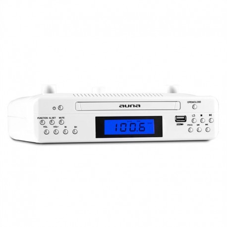 Кухонное радио Auna KR 150 FM CD MP3 USB