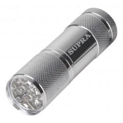 Алюминиевые фонари SUPRA SFL-АL-9L01C silver
