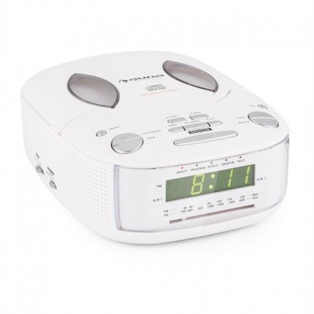 Радиобудильник auna Dreamee SL Radiowecker CD UKW/MW AUX
