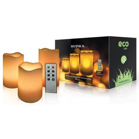 Декоративные свечи SUPRA LCN-02RC set