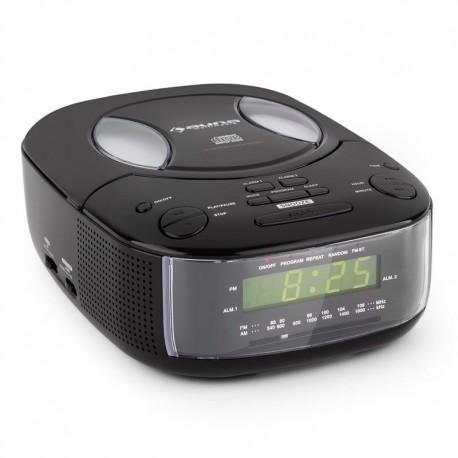Радиобудильник auna Dreamee CD-Player UKW/MW AUX