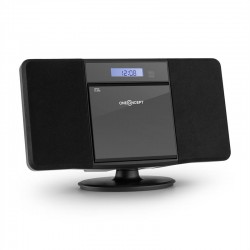 Проигрыватель ONEconcept V-13 BT CD MP3 USB Bluetooth, FM