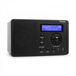 Цифровое радио Auna DR-130 BT DAB / DAB +  FM