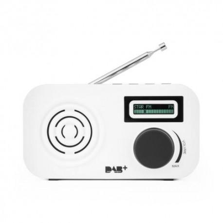 Смарт-радиоприемник с будильником Auna Micro-DAB