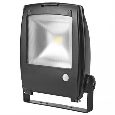 Светодиодный прожектор 50 Вт с датчиком движения