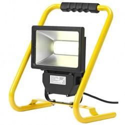 Светодиодный прожектор 20 Вт на стойке