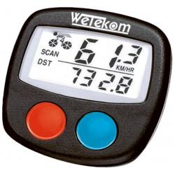 Велосипедный компьютер Wetekom с 8 функциями