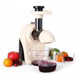 Шнековая соковыжималка Klarstein Fruitpresso Moreno 80 об/мин 150 Вт