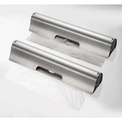Резак для фольги, комплект из 2 шт, нержавеющая сталь