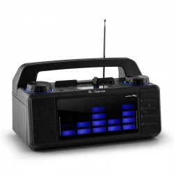 Проигрыватель караоке iDance Фейдерный микшер Bluetooth USB MP3