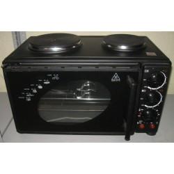 Электропечь с конфорками Fasett 2600-3100W
