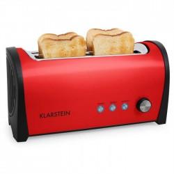 Тостер Klarstein с камерой для 4 тостов 1400W