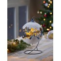 Рождественский шар Wetelux Winter Magic