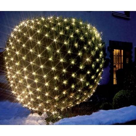 Светодиодная гирлянда с 360 теплыми белыми светодиодами
