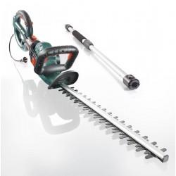 Электрический кусторез высоторез GartenMeister GM-3D 710/510