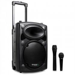 Мобильная акустическая система Ibiza Port10VHF 500W