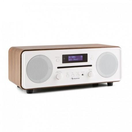 Проигрыватель Auna Melodia CD DAB+/FM Bluetooth