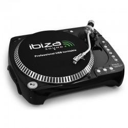 Проигрыватель виниловых пластинок Ibiza Free Vinyl DJ-Turntable