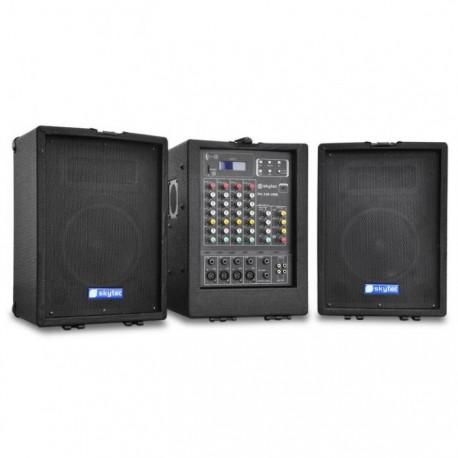 Мобильная акустическая система Skytec PA-100USB