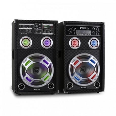 Активная караоке система SkyTec KA-10 USB SD AUX