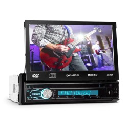 Автомобильный DVD-плеер Auna MVD-320 Bluetooth