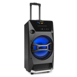 Портативная колонка на аккумуляторе Auna Brooklyn Beat Bluetooth