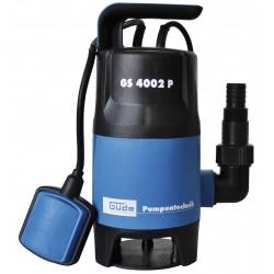 Погружной насос Güde для сточных вод GS 4002 P, 400 Вт