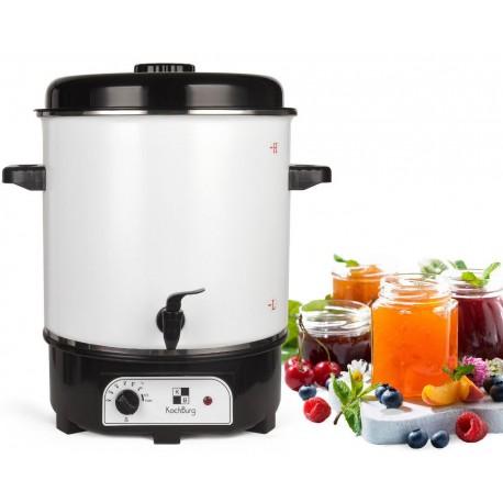 Термопот для горячих напитков Kochburg 27L 1800W