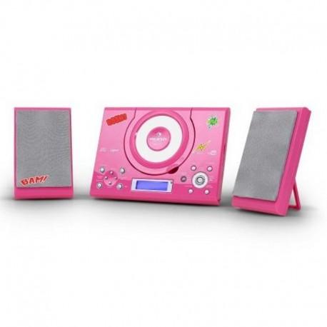 Проигрыватель auna MC-120 MP3-CD-Player USB UKW/MW AUX