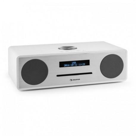 Проигрыватель Auna Stanford CD DAB+/FM Bluetooth
