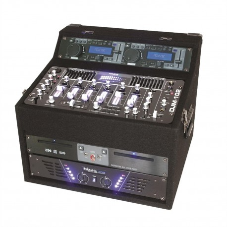 Пульт IBIZA DJ1000MKII DJ-STATION CD MP3 USB AUX