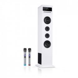 Караоке колонка Auna Karaboom 100 Sing Bluetooth USB SD