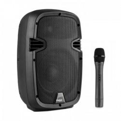 Мобильная акустическая система Ibiza HYBRID8VHF-BT