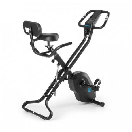 Велотренажер Capital Sports Azura X1 с пульсомером и спинкой