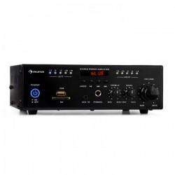 Усилитель ресивер Auna Amp4 BT Mini-Stereo