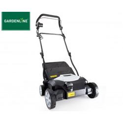Аэратор скарификатор для газона Gardenline