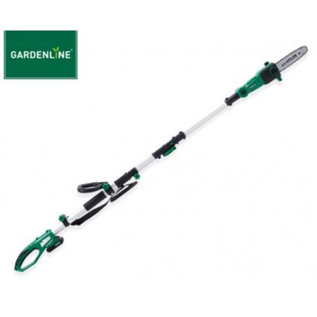 Аккумуляторная пила высоторез Gardenline до 4 метров