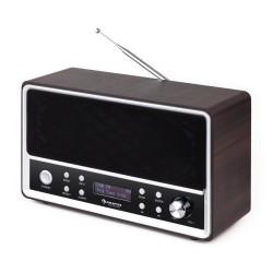 Цифровое радио радиочасы Auna Charleston
