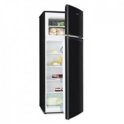 Холодильник с морозильной камерой Klarstein Height Cool Black