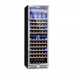 Холодильник винный шкаф Klarstein Vinovilla Grande Duo 425 л