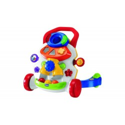 Ходунки-каталка CHICCO BABY STEPS ACTIVITY WALKER